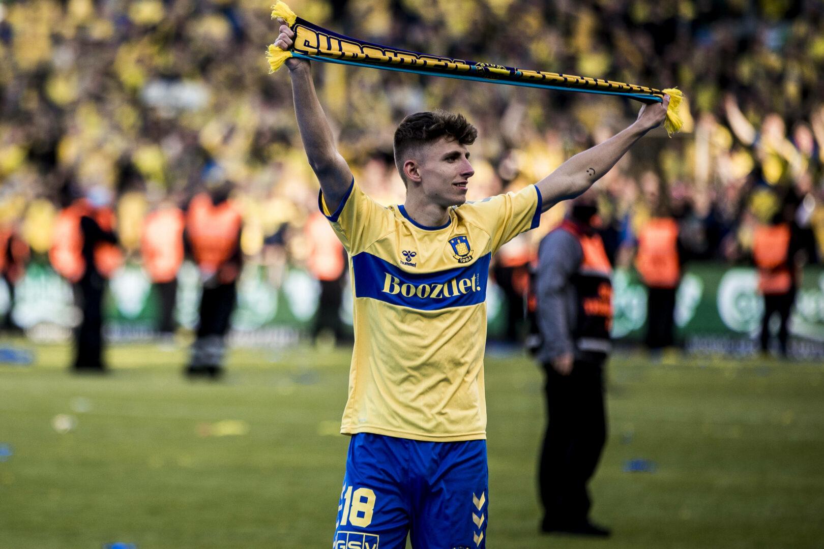 Eintracht Frankfurt: Jesper Lindström soll von Brøndby kommen