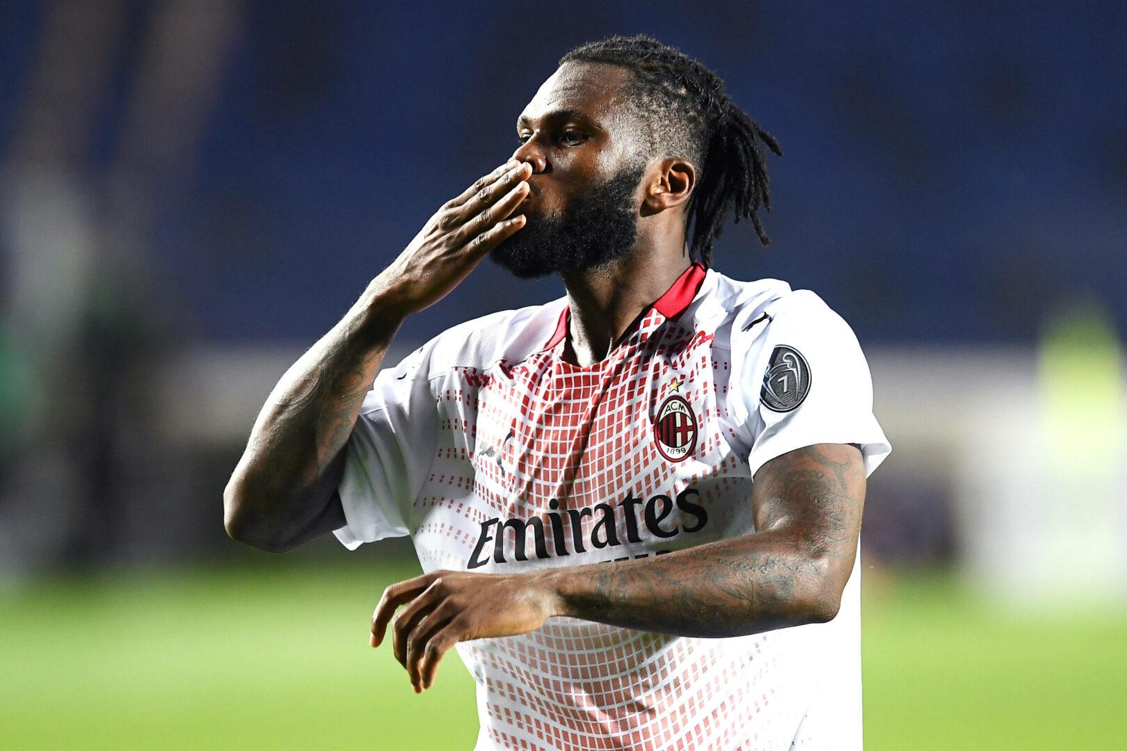 Kessié (Milan) Serie A