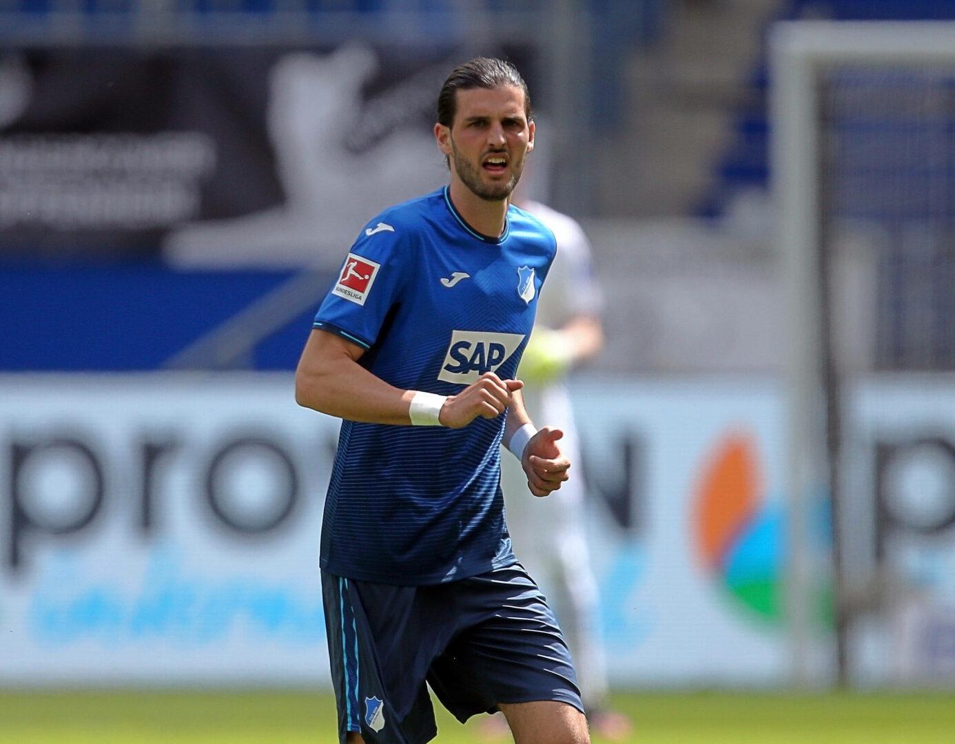 Florian Grillitsch (Hoffenheim) gegen Hertha