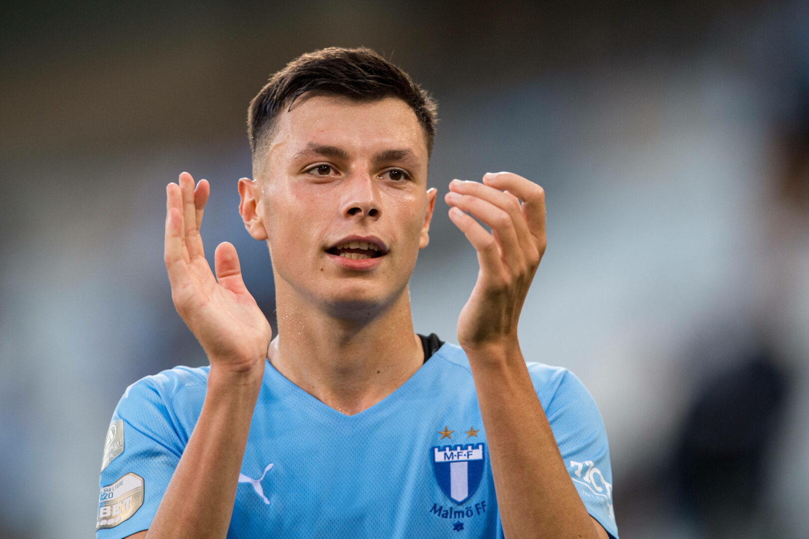 Napoli buhlt um Talent Ahmedhodzic
