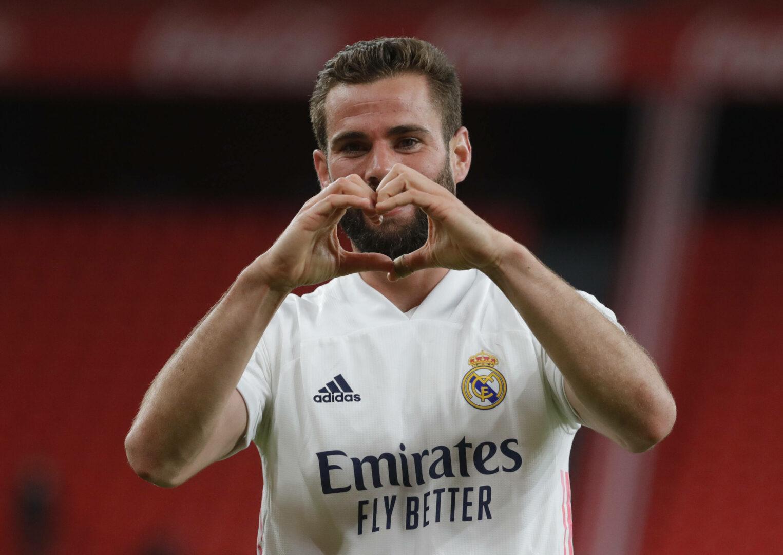 Offiziell: Real Madrid verlängert mit Nacho