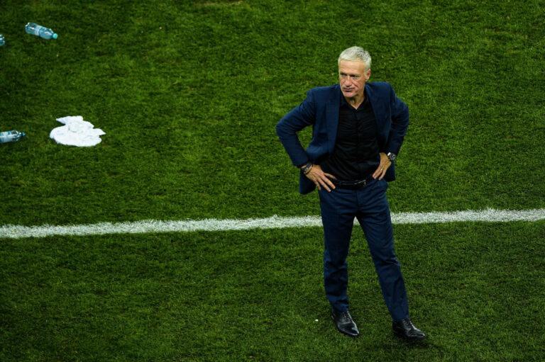 Didier Deschamps bleibt Nationaltrainer von Frankreich