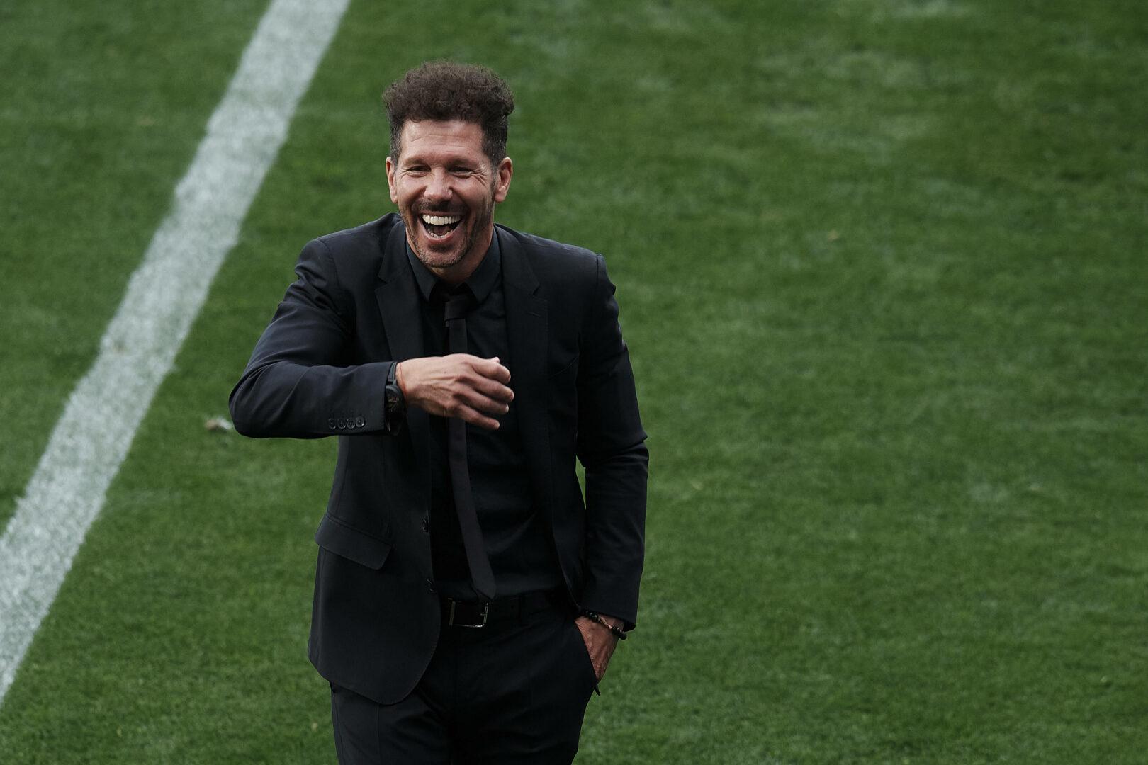 Atlético und Simeone verlängern Zusammenarbeit