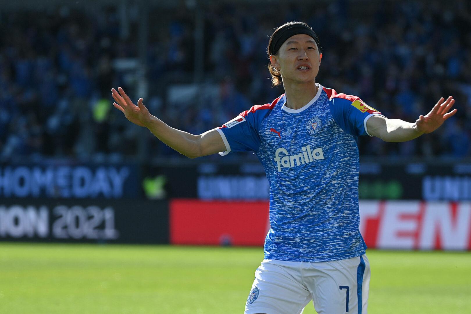 """""""Traum erfüllt"""": Mainz 05 gibt Lee-Verpflichtung bekannt"""