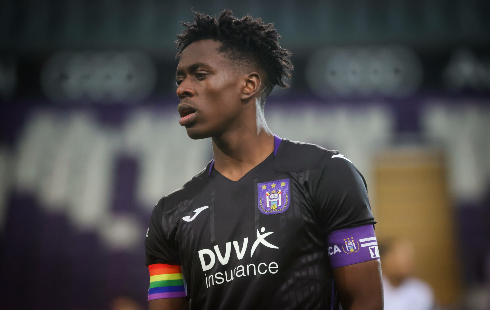 Sambi Lokonga (Anderlecht) Belgien