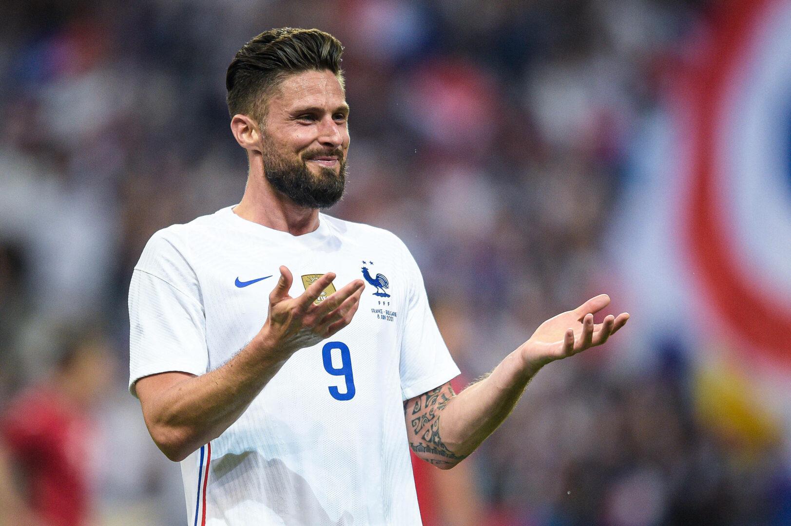 AC Milan bestätigt Verpflichtung von Olivier Giroud