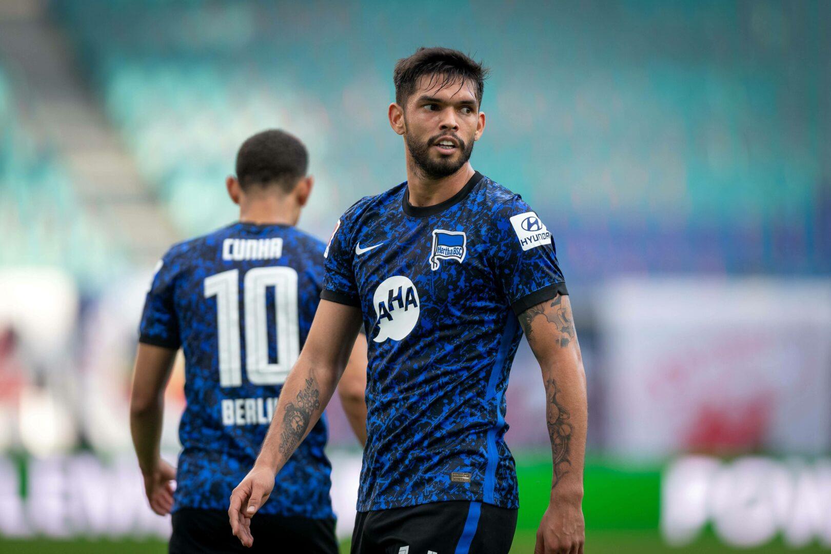 Hertha | Alderete-Leihe zu Valencia – Kaufpflicht nur bei einem Szenario