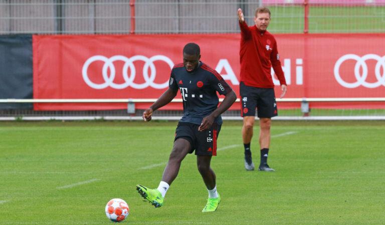 Dayot Upamecano beim FC Bayern: Man wächst mit seinen Aufgaben