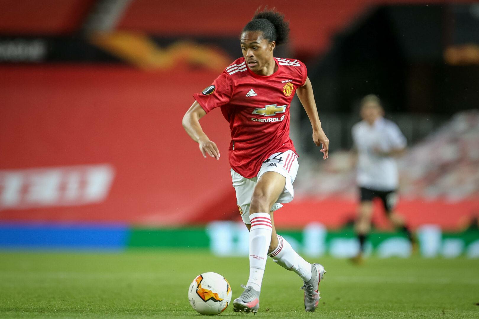 Manchester United | Chong wird nach Birmingham verliehen
