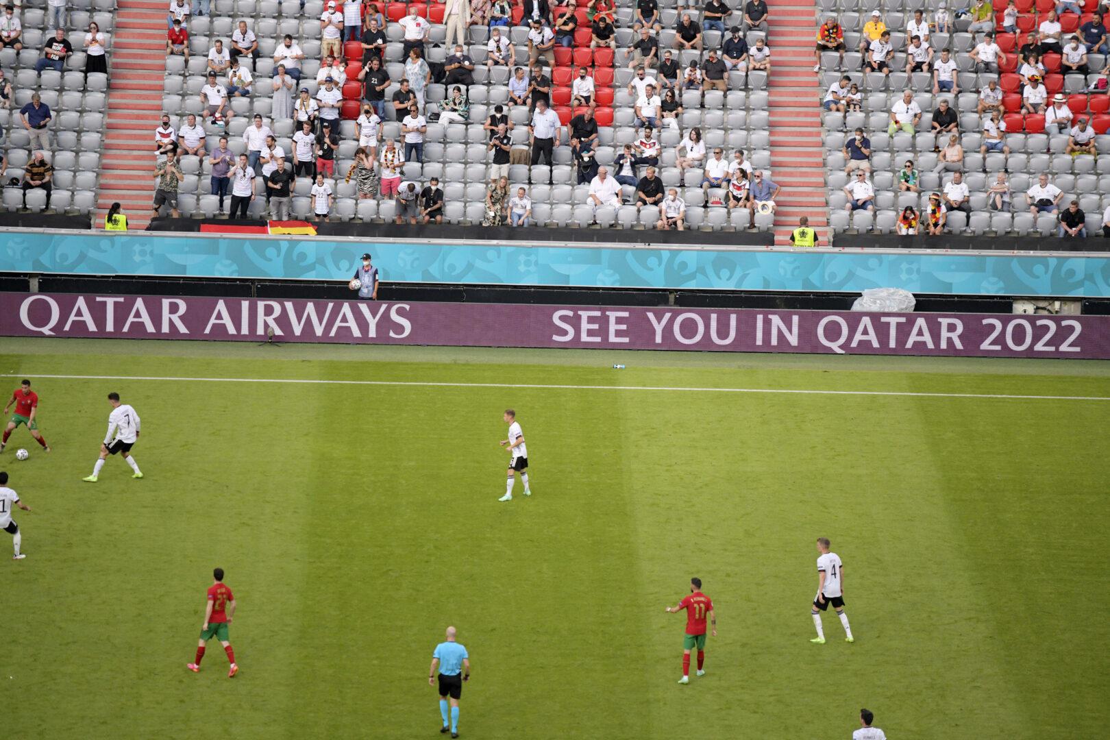 DFB soll mit Qatar Airways über Partnerschaft verhandeln