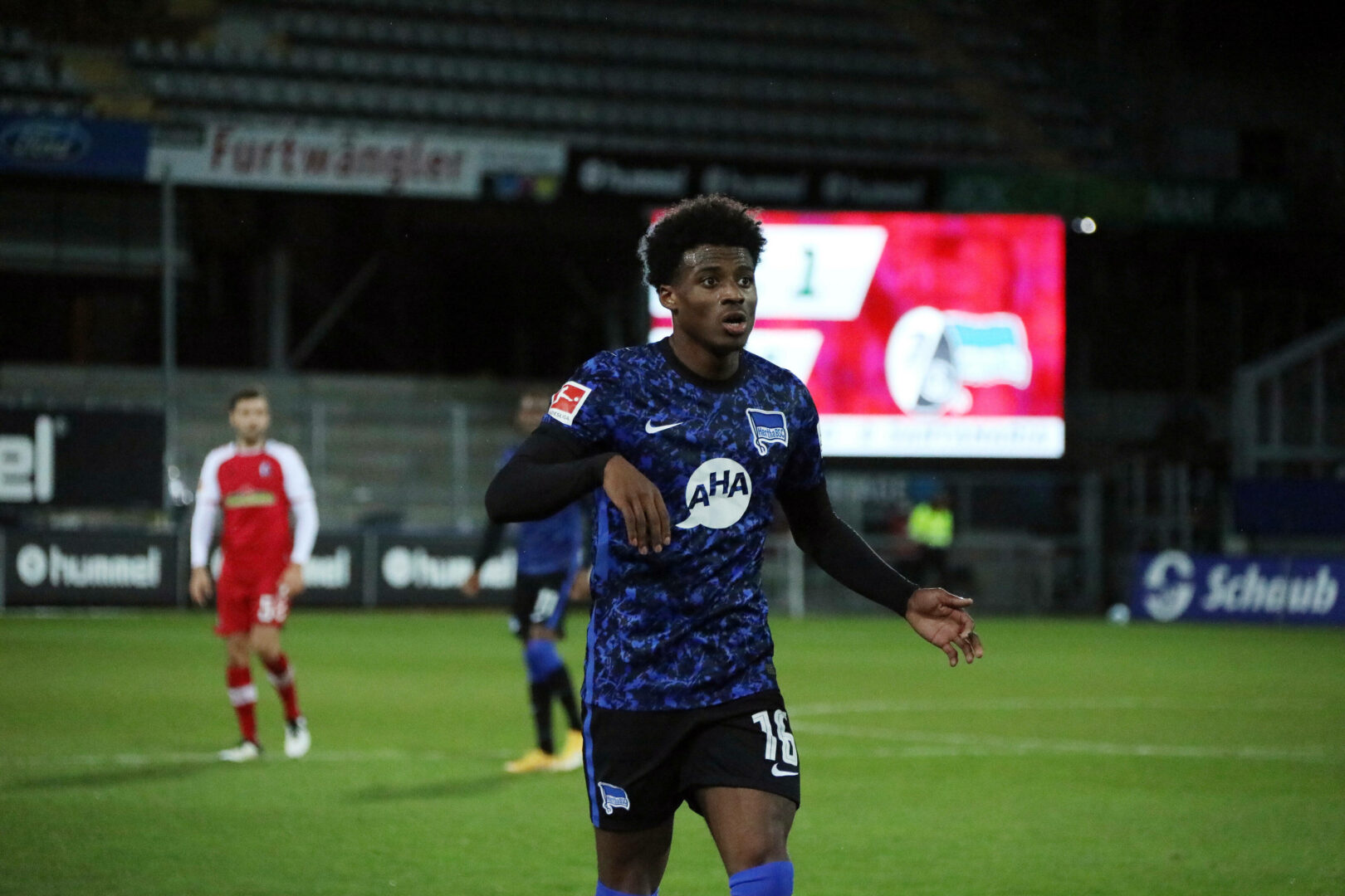 Hertha BSC: Javairo Dilrosun ein Thema bei Feyenoord