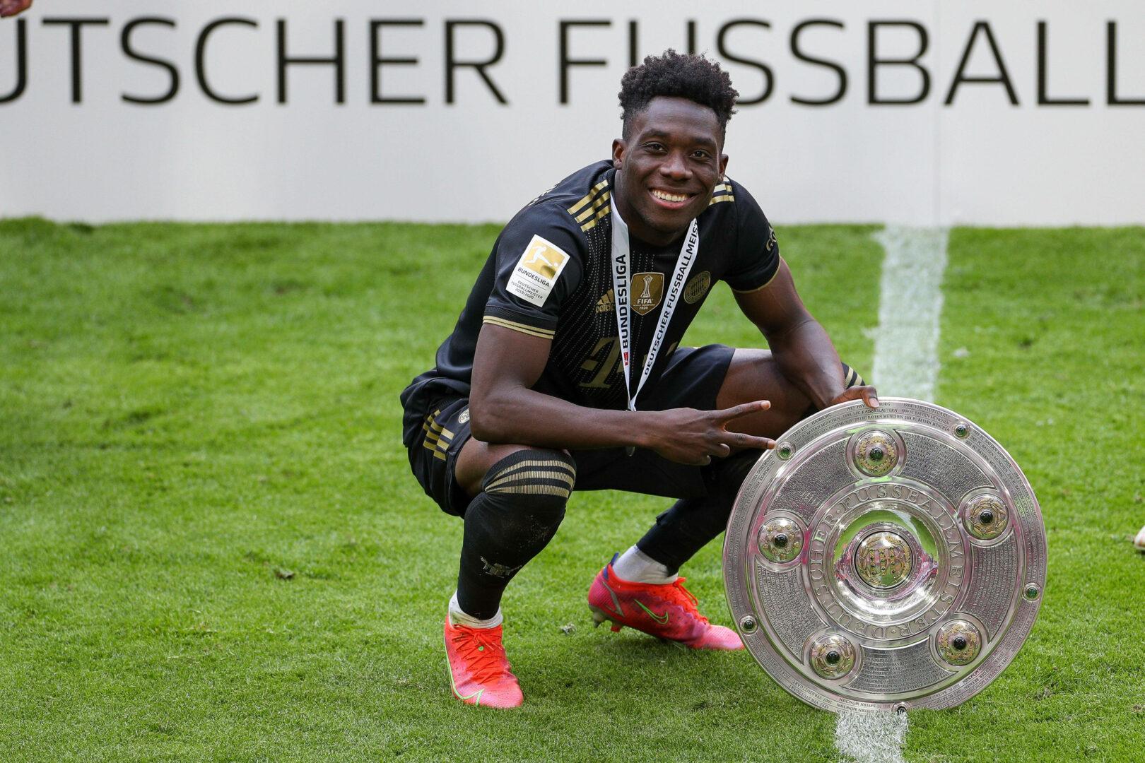 FC Bayern: Alphonso Davies verletzt – Teilnahme am Gold Cup mit Kanada geplatzt