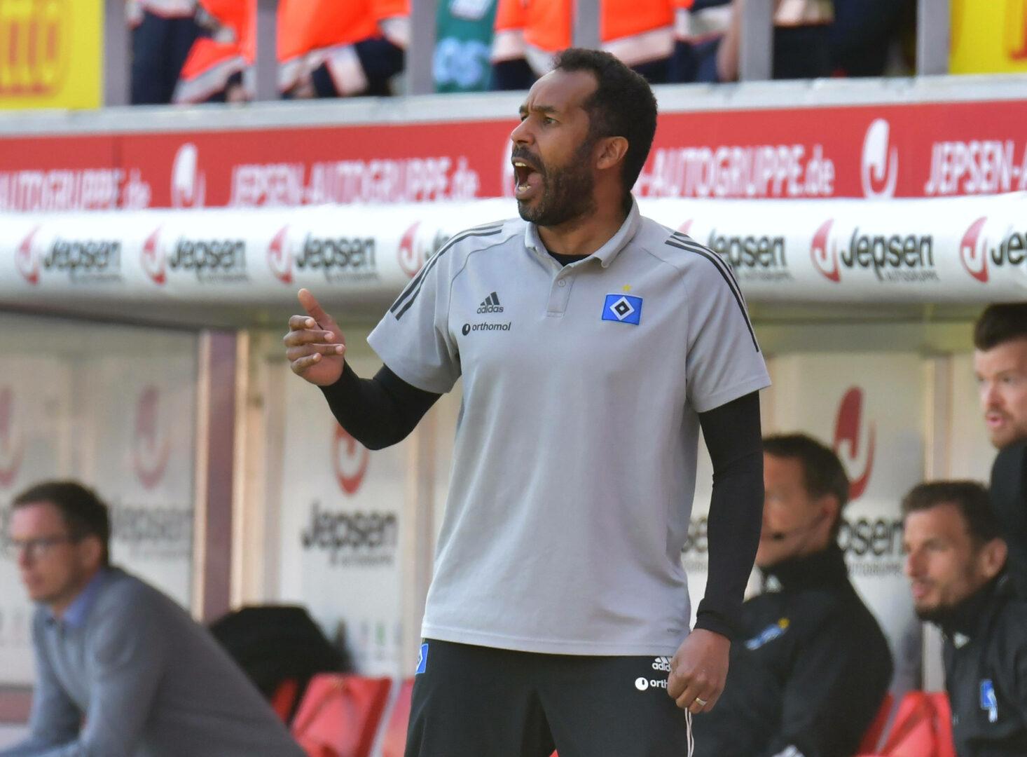 """Ex-HSV-Trainer Thioune will Job in der Bundesliga: """"Auf Sicht mein Ziel"""""""