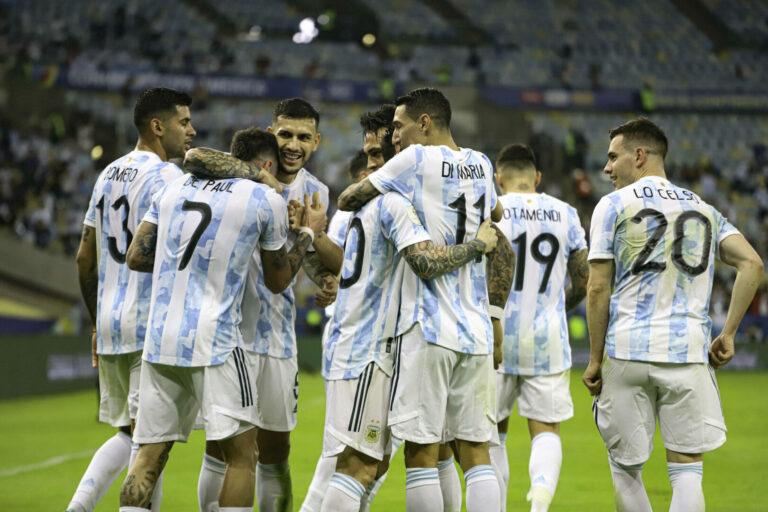 Copa América | Di María chippt Argentinien zum Rekordsieg