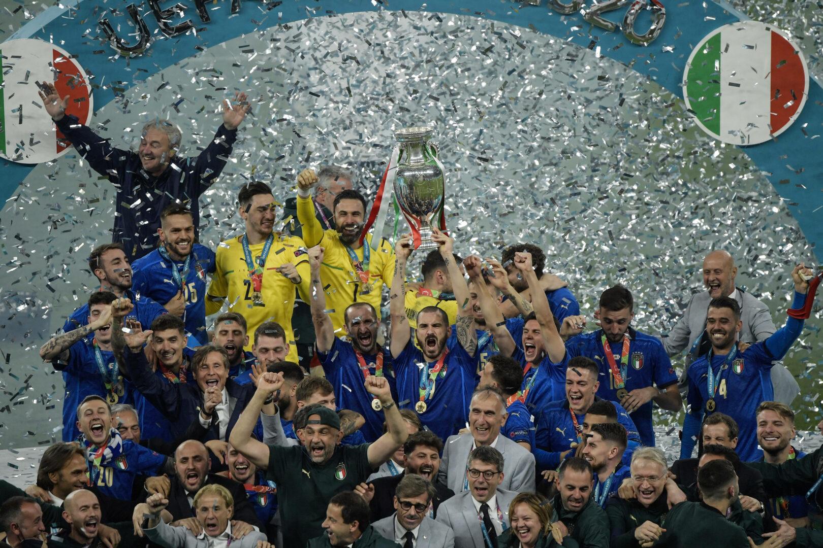 EURO 2020 | Englands Elfmeterdrama geht weiter! Italien ist Europameister!