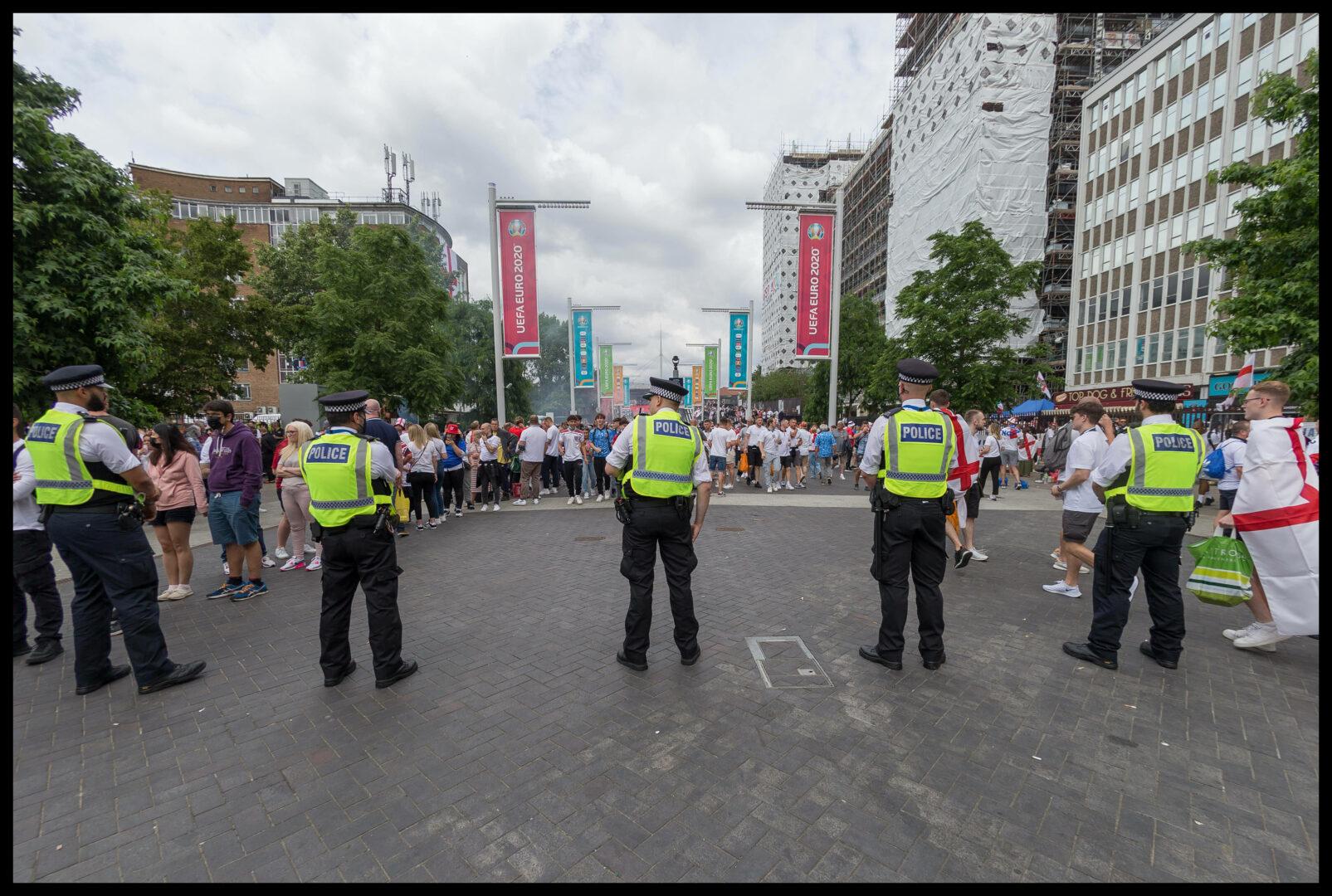 England |Rassismus, Stadionsturm & Verhaftungen – die hässliche Seite der Finalnacht