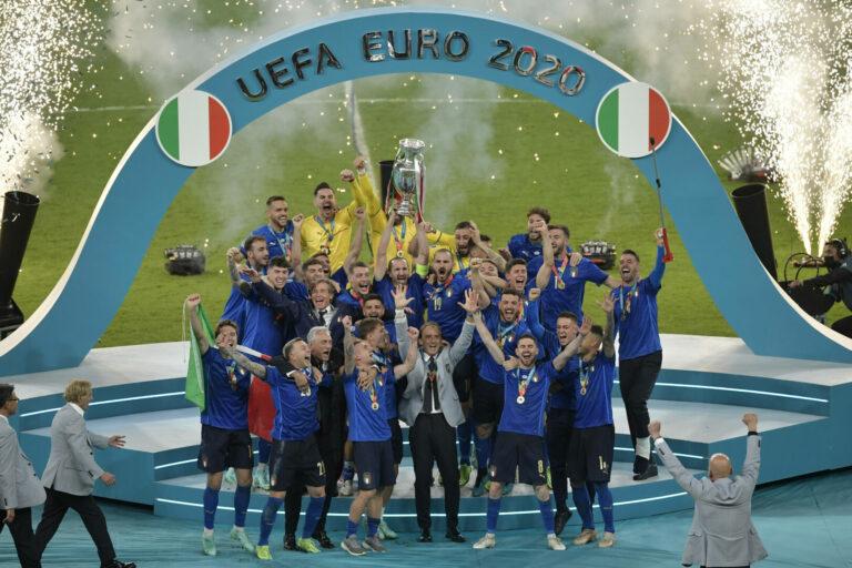 UEFA schüttet Rekordprämien aus: EM-Titel bringt Italien fast 30 Millionen Euro