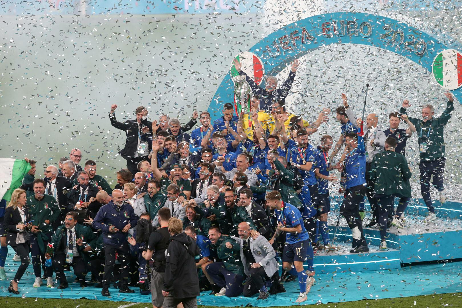 EM 2021 | Italien: Ein Europameister mit kleinen Fragezeichen