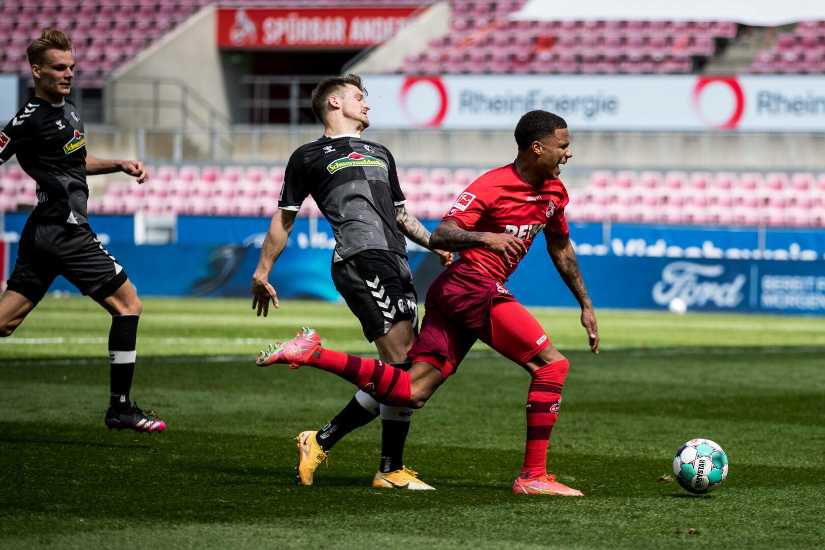 1. FC Köln bestätigt: Ismail Jakobs wechselt nach Monaco