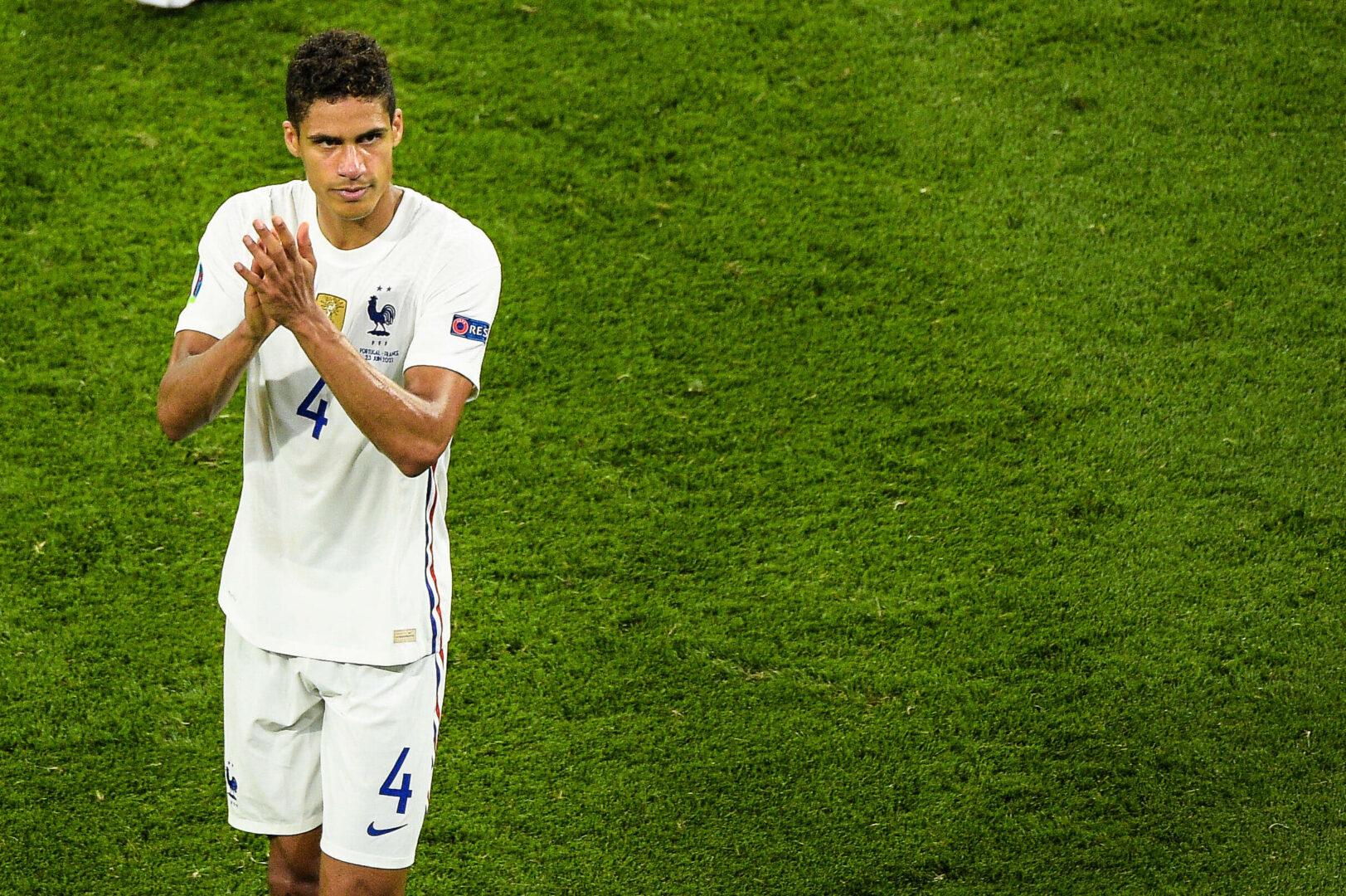 Real Madrid: Manchester United in Kontakt mit Raphael Varane