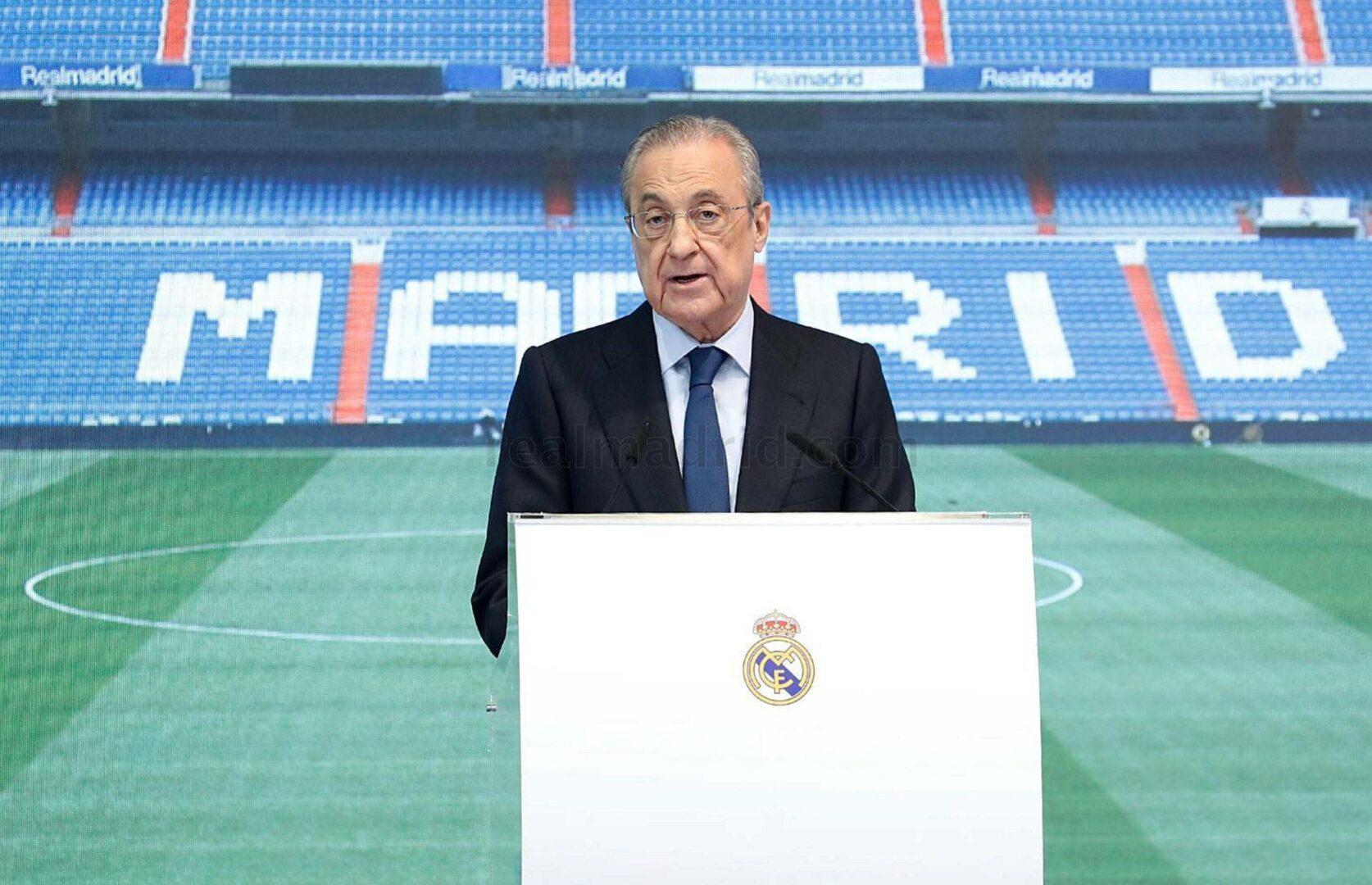 Real Madrid | Eklat um Pérez: Fragwürdige Äußerungen über Klublegenden