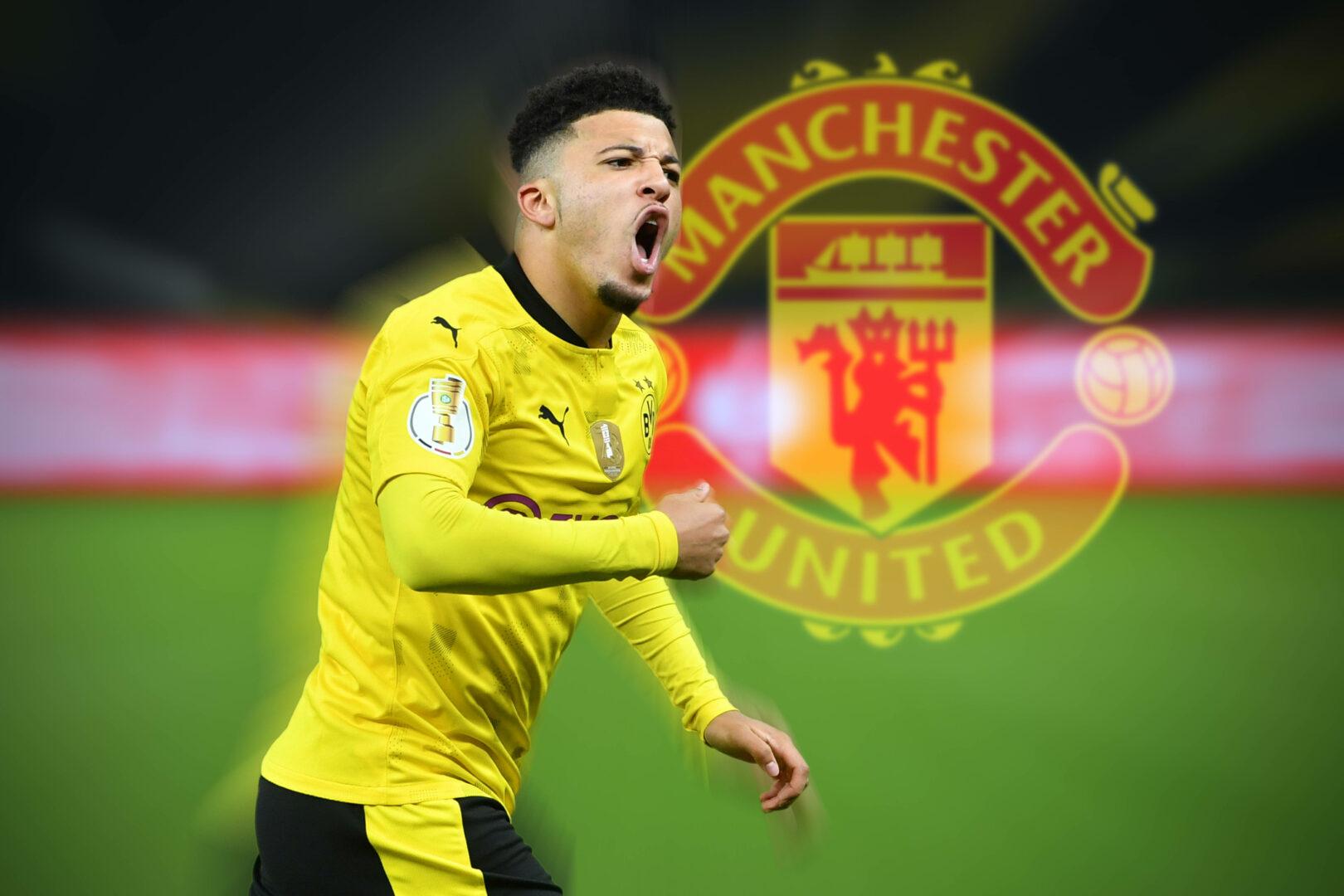 """""""Traum, der wahr wird"""" – Sancho-Wechsel zu Manchester United perfekt"""