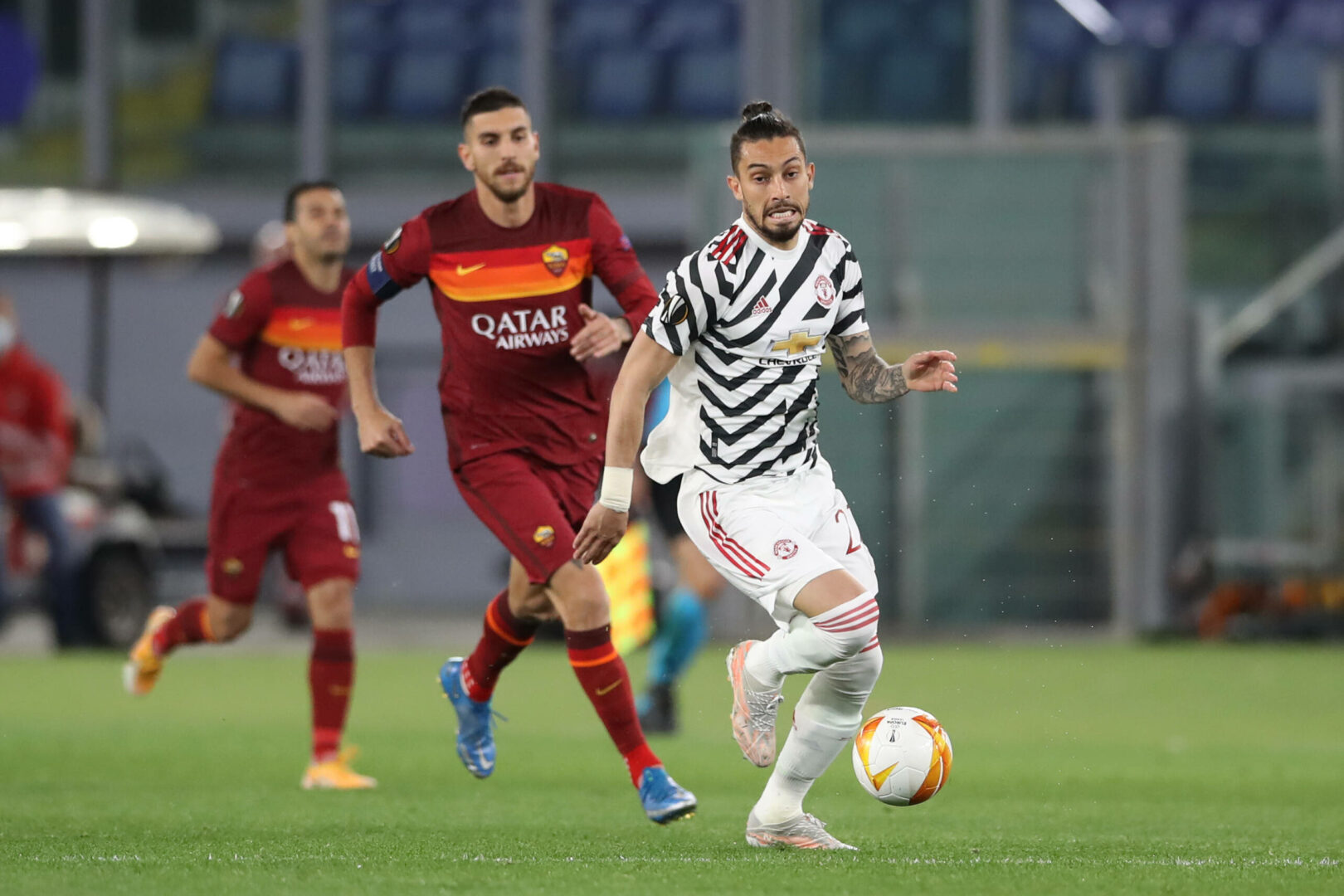 Roma   Kommt Alex Telles als Spinazzola-Ersatz?