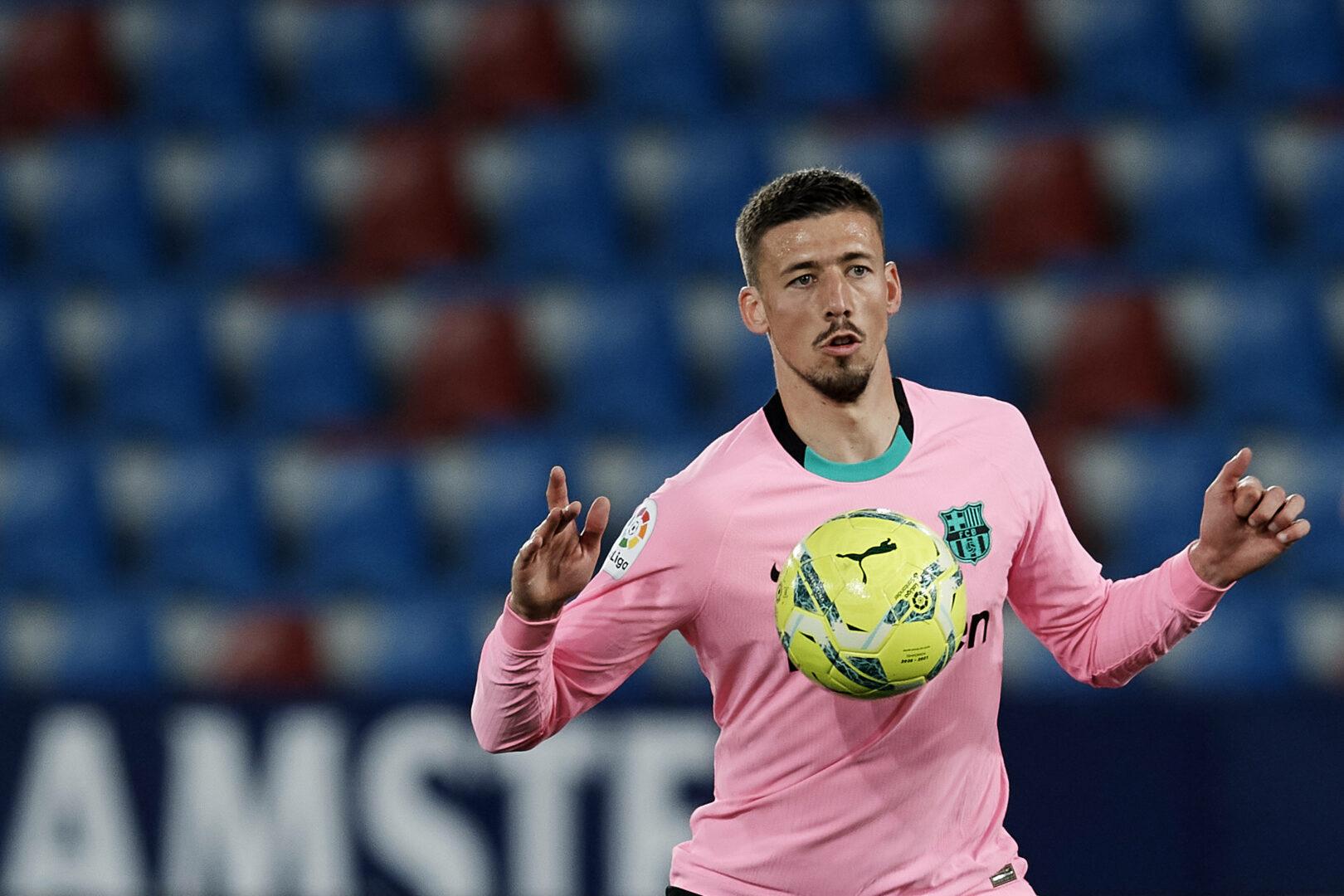 Everton | Barca-Verteidiger Lenglet soll die Abwehr führen