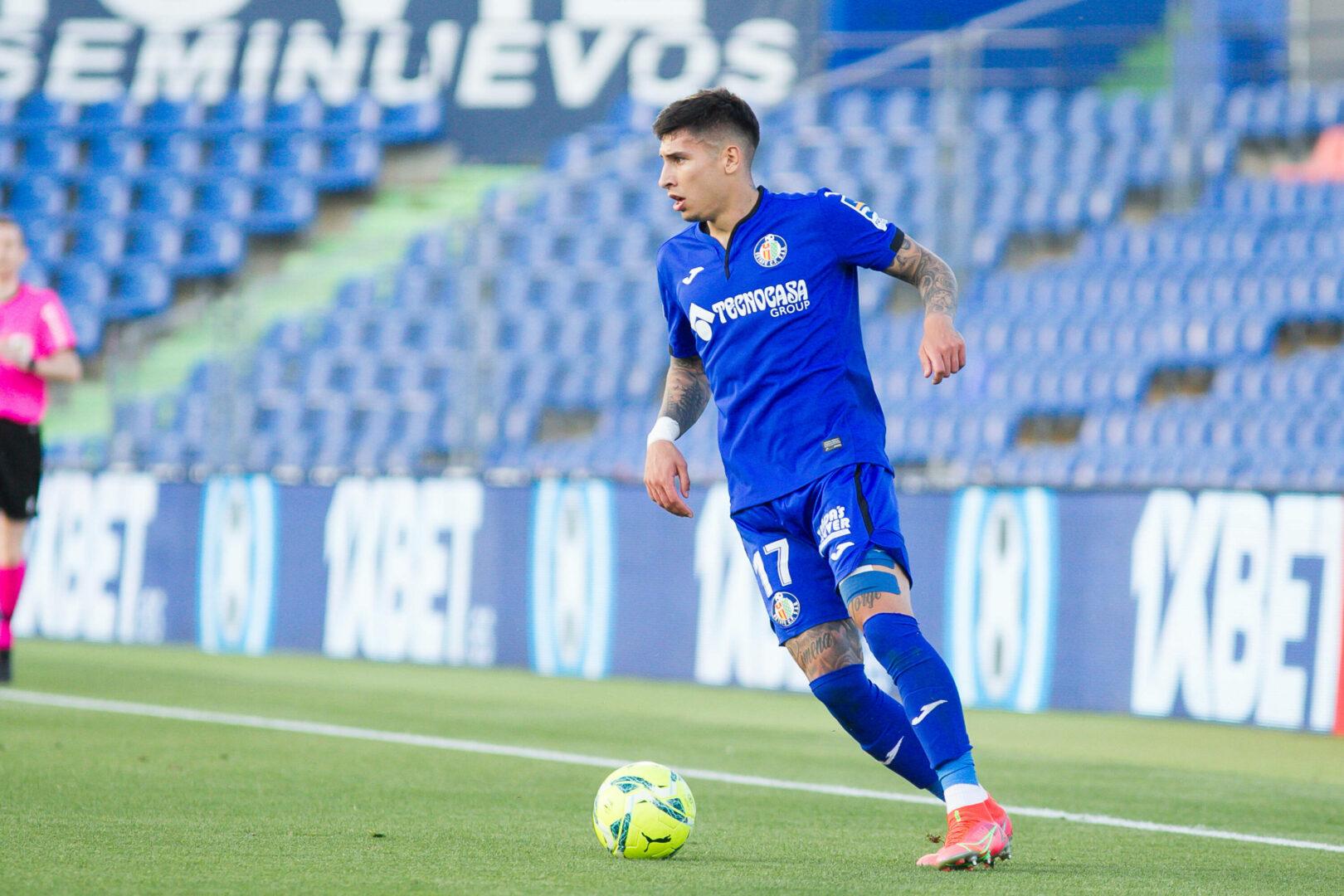 SSC Neapel: Interesse an Mathias Olivera vom FC Getafe