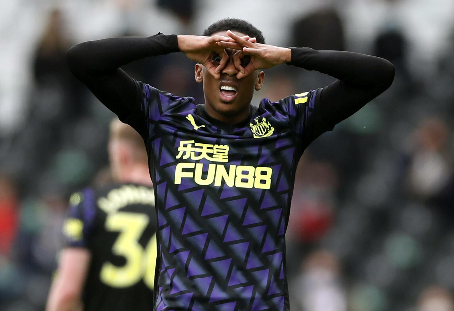 Arsenal   Willock vor erneuter Leihe zu Newcastle