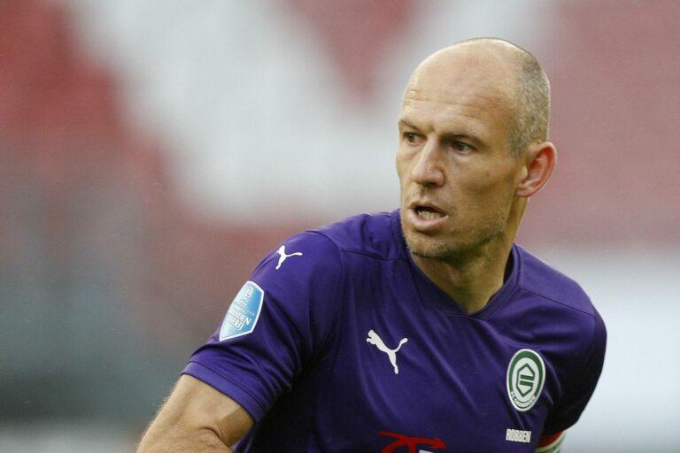 Groningen | Robben zieht endgültigen Schlussstrich!