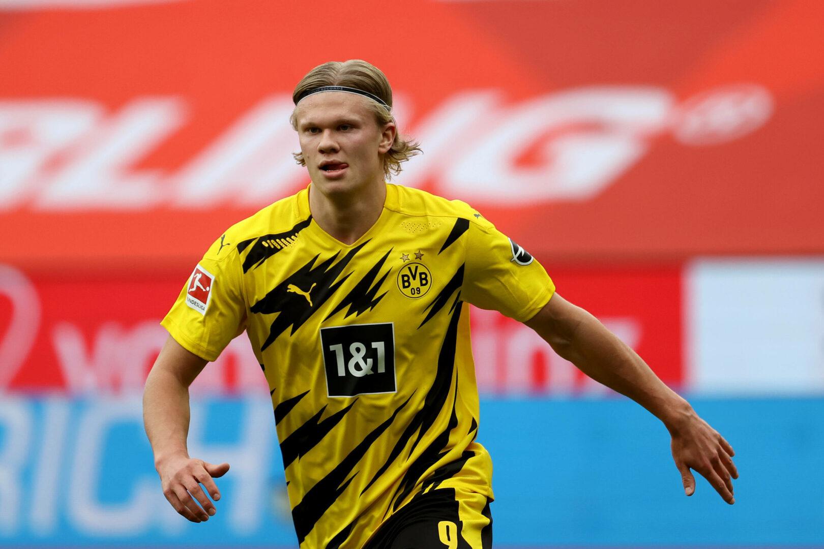 Dortmund lehnt Chelsea-Angebot für Haaland ab