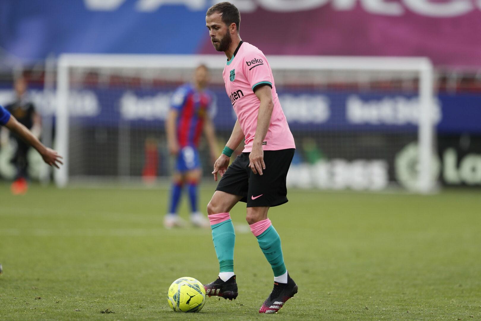 Barca erhöht den Druck auf Pjanic