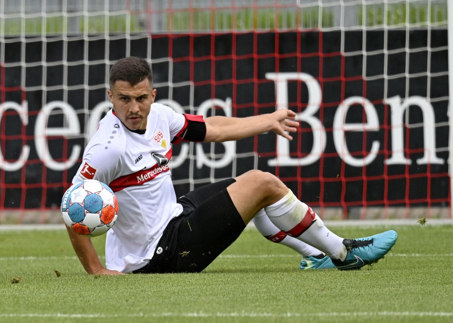"""VfB Stuttgart bei Kempf """"entspannt"""""""