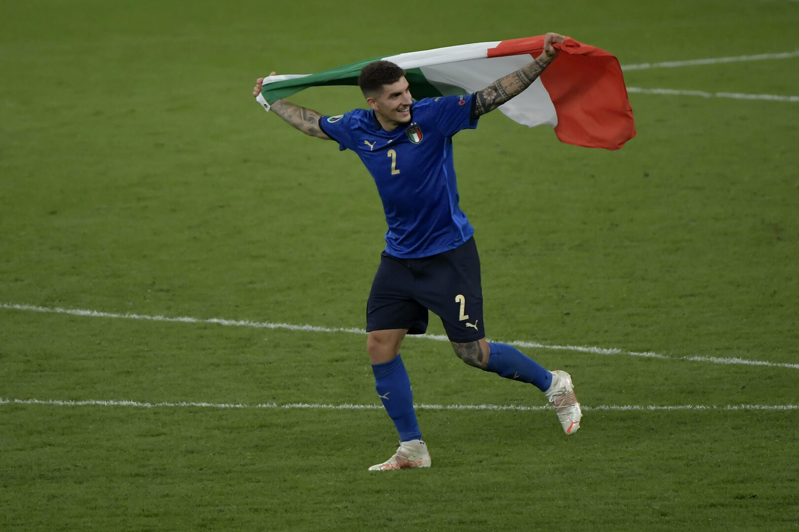 Neuer Vertrag: Di Lorenzo verlängert langfristig in Neapel