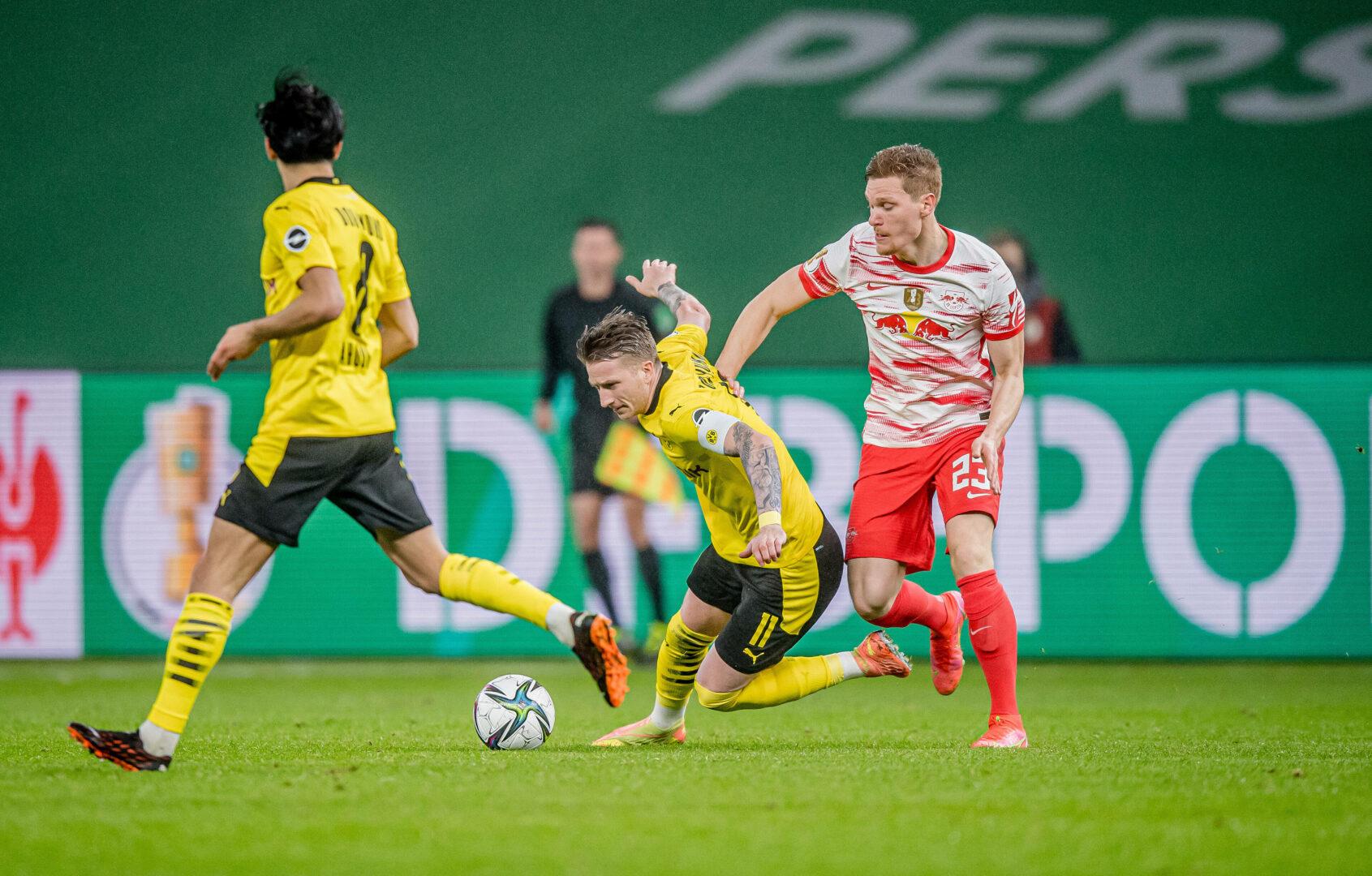 Leipzig | Halstenberg und Dortmund nähern sich an