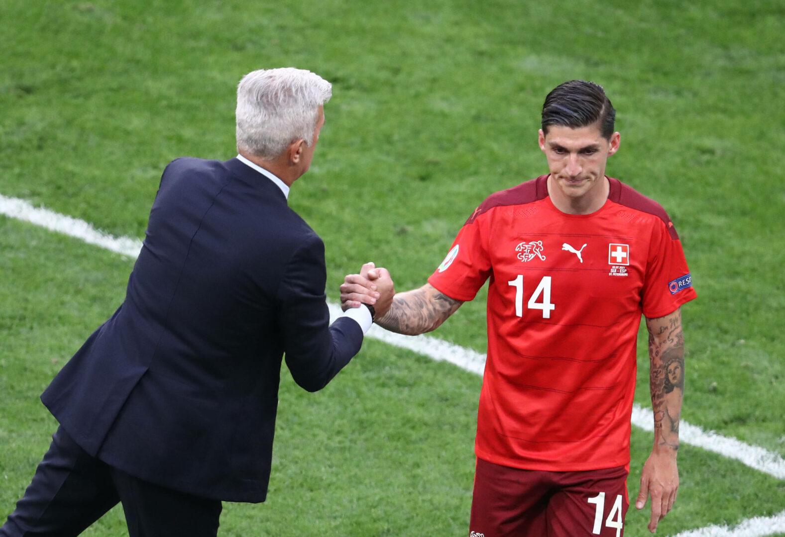 Eintracht Frankfurt: Zuber dürfte bei passendem Angebot wechseln