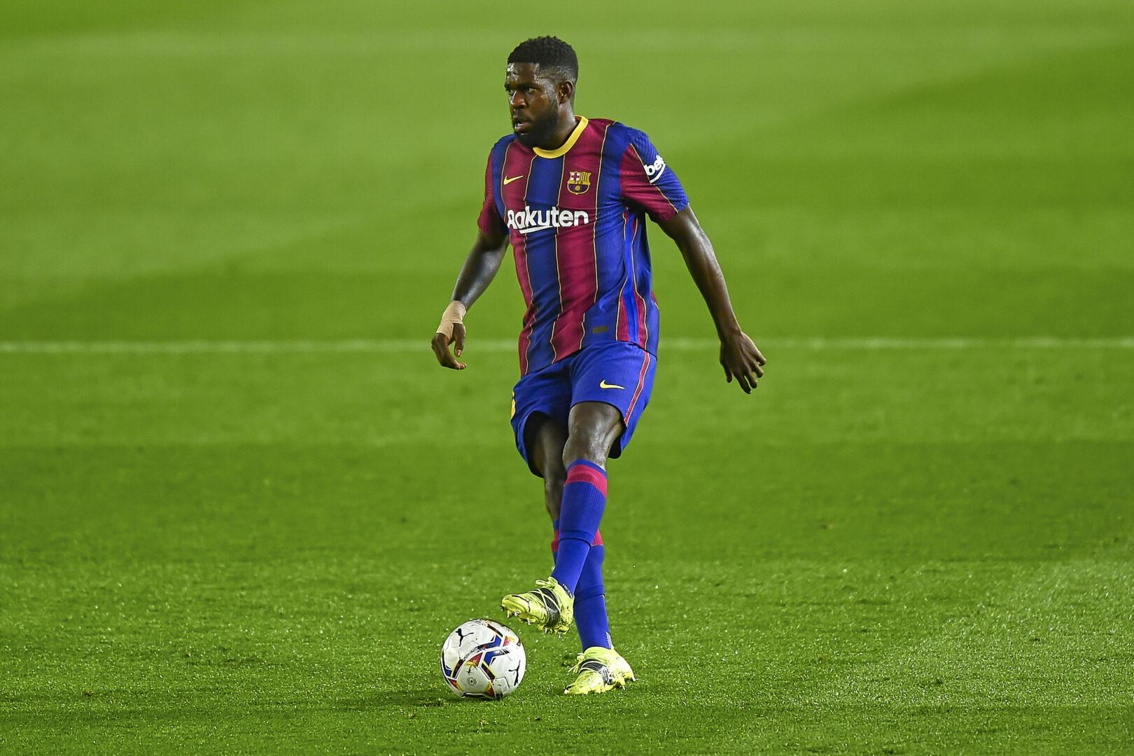 Olympique Lyon plant Rückkehr von Samuel Umtiti