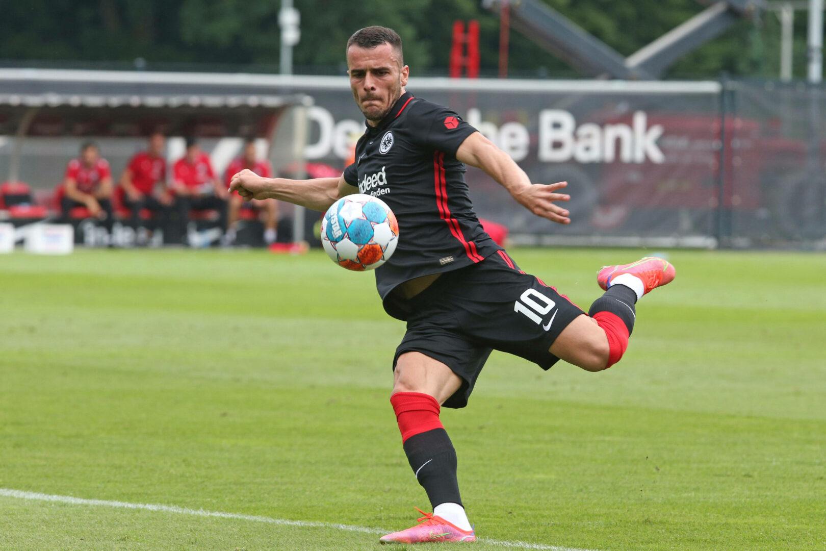 Hertha BSC will Filip Kostic von Eintracht Frankfurt verpflichten!
