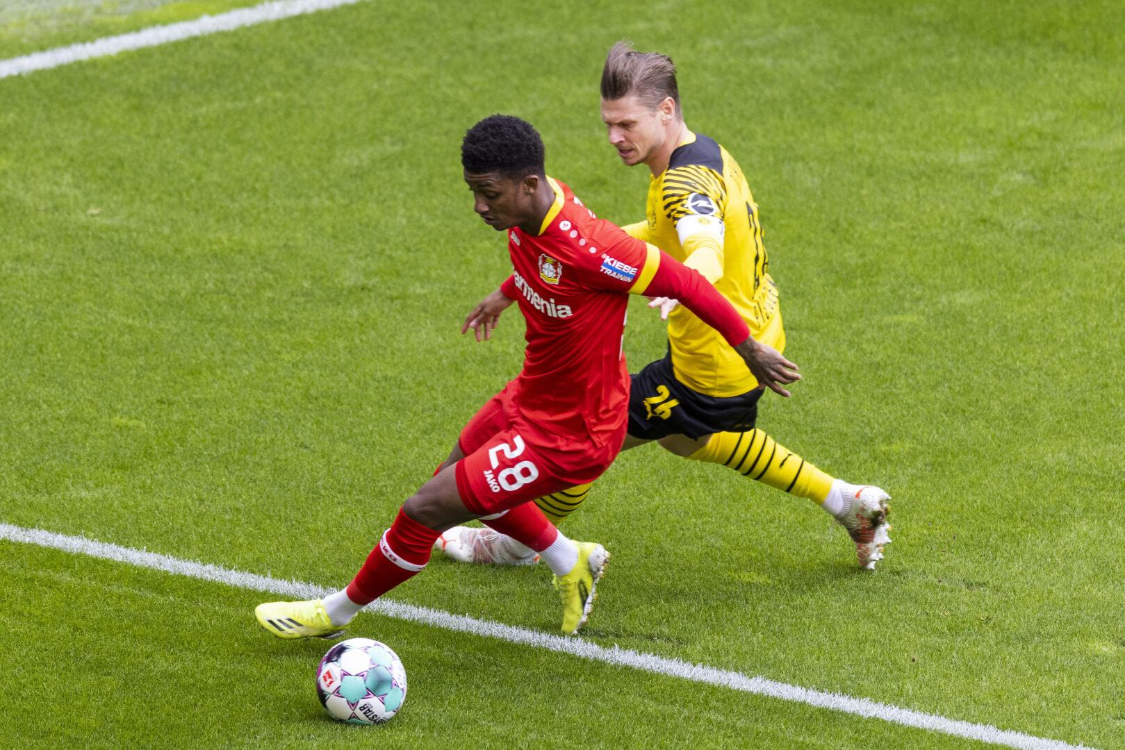 Bayer Leverkusen: Demarai Gray vor Rückkehr nach England