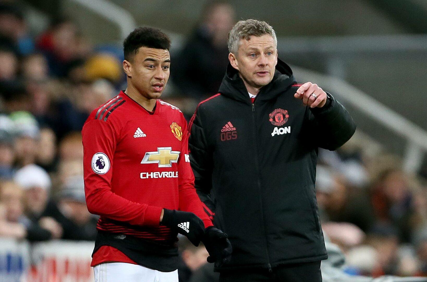 Manchester United | Solskjaer plant mit Lingard!