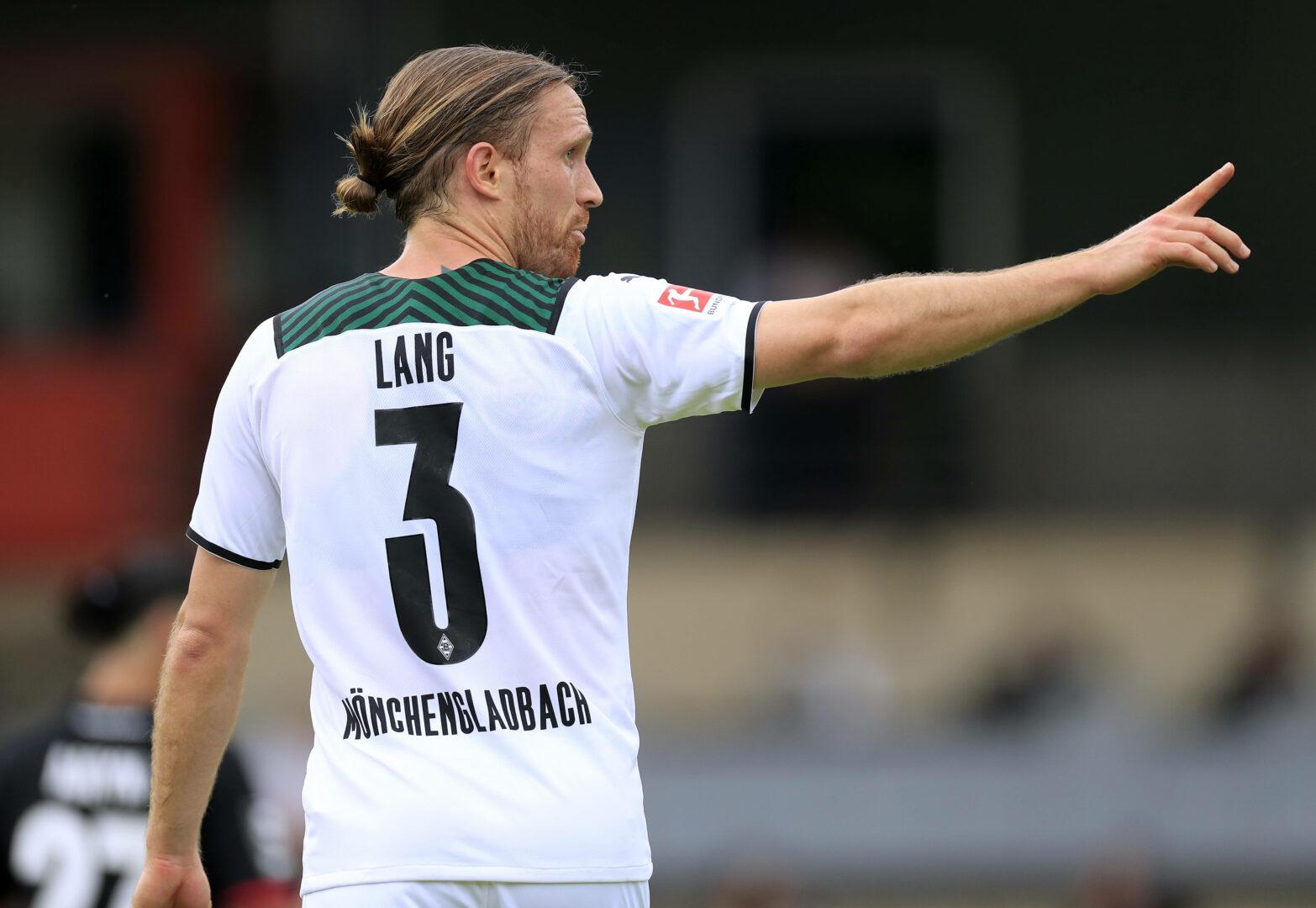 Gladbach-Verteidiger Lang kehrt zum FC Basel zurück