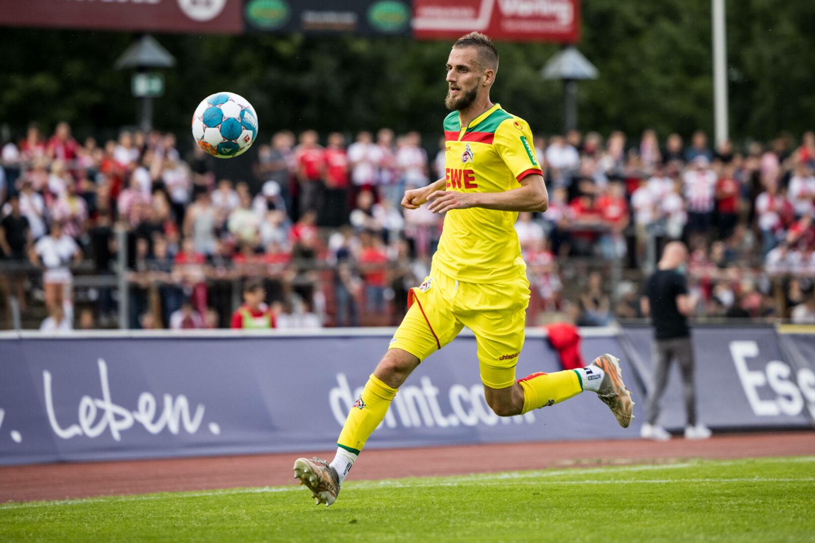 Schalke 04: Dominick Drexler soll vom 1. FC Köln kommen