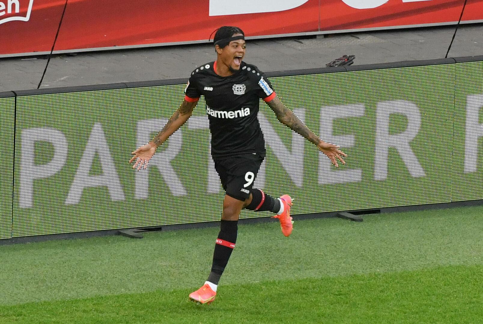 Bayer 04: FC Everton hat Leon Bailey auf der Liste – Zukunft von James unklar!