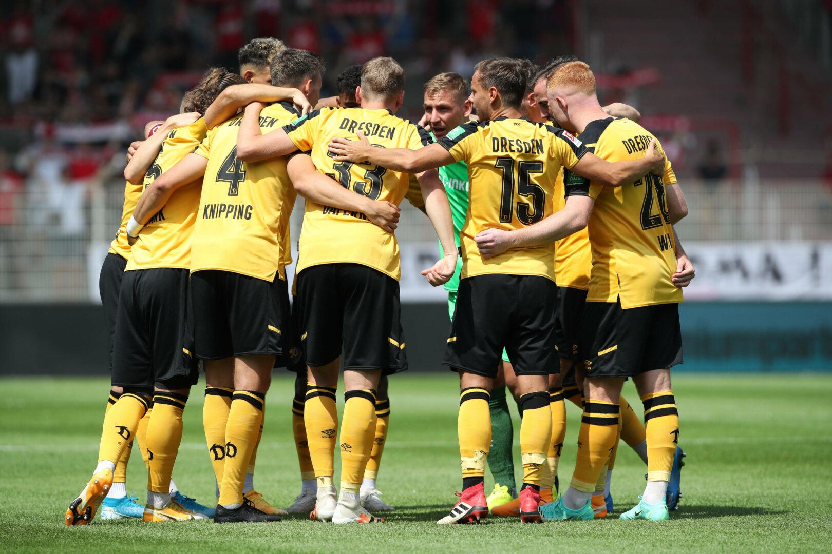 Dynamo Dresden Team Kreis