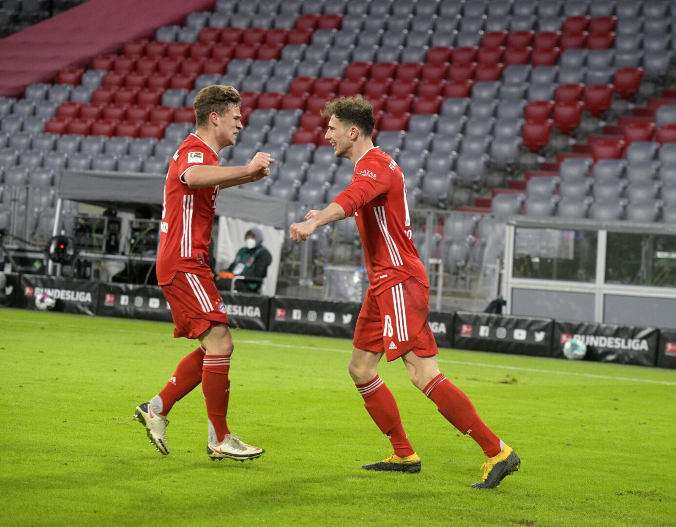 Der FC Bayern und die Herausforderung des Gehaltsgefüges