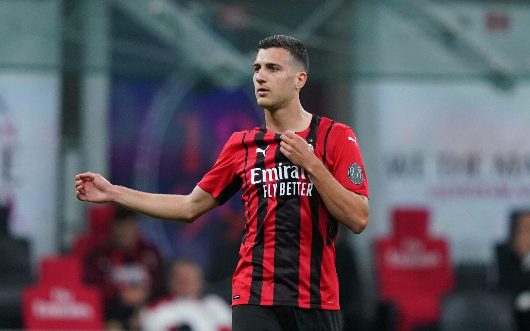 Milan offenbar mit erneutem Leih-Angebot für Dalot