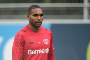 Tah (Leverkusen) Training