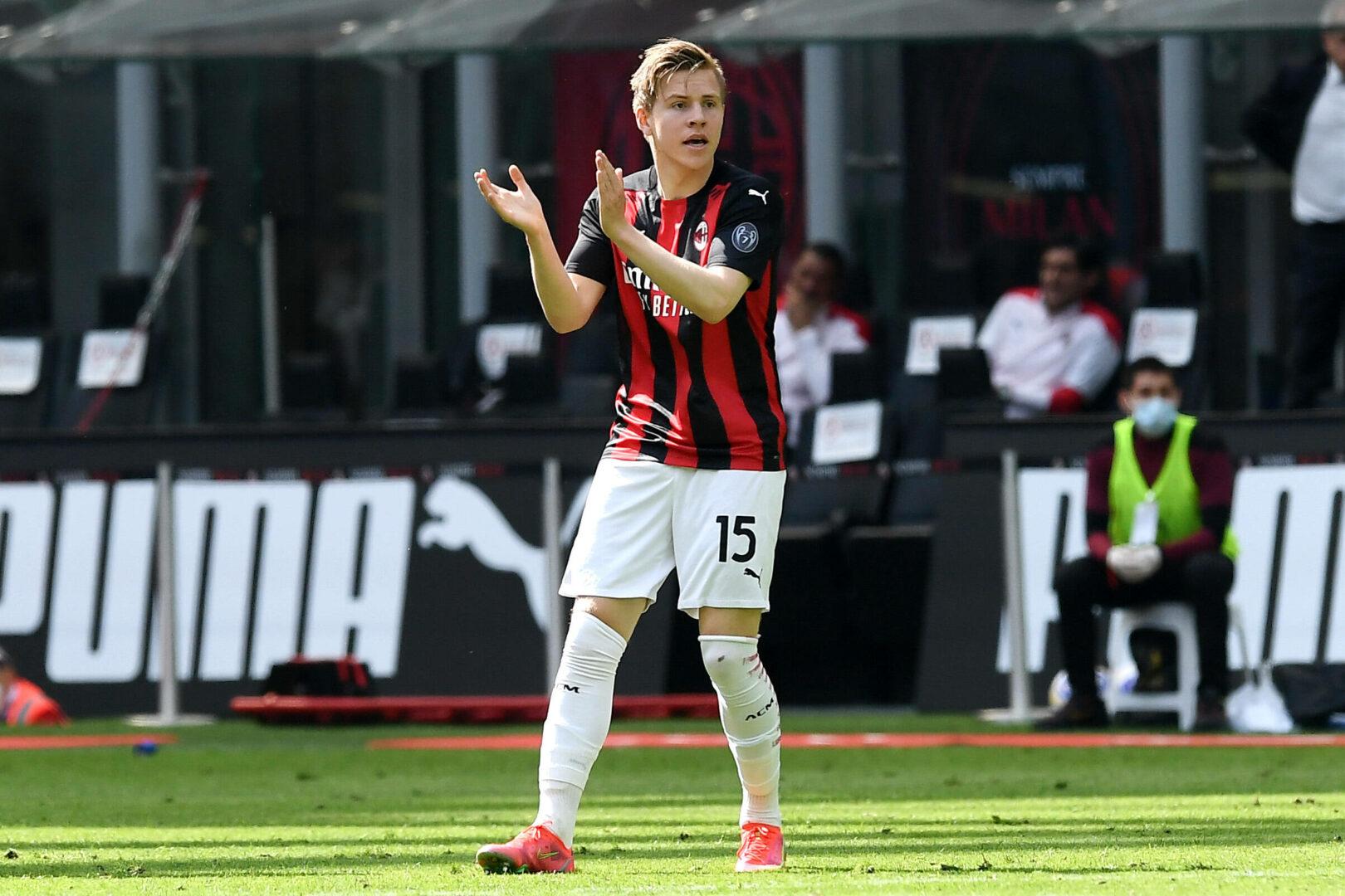 Eintracht Frankfurt plant nächstes Angebot für Milan-Offensivspieler Hauge