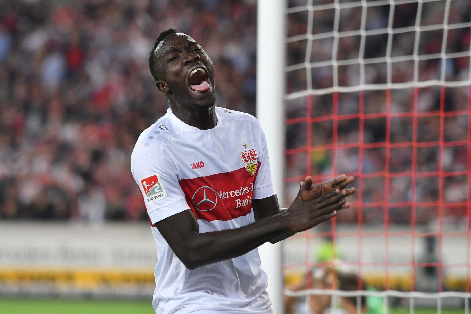 VfB Stuttgart: Silas mit großen Fortschritten in der Reha
